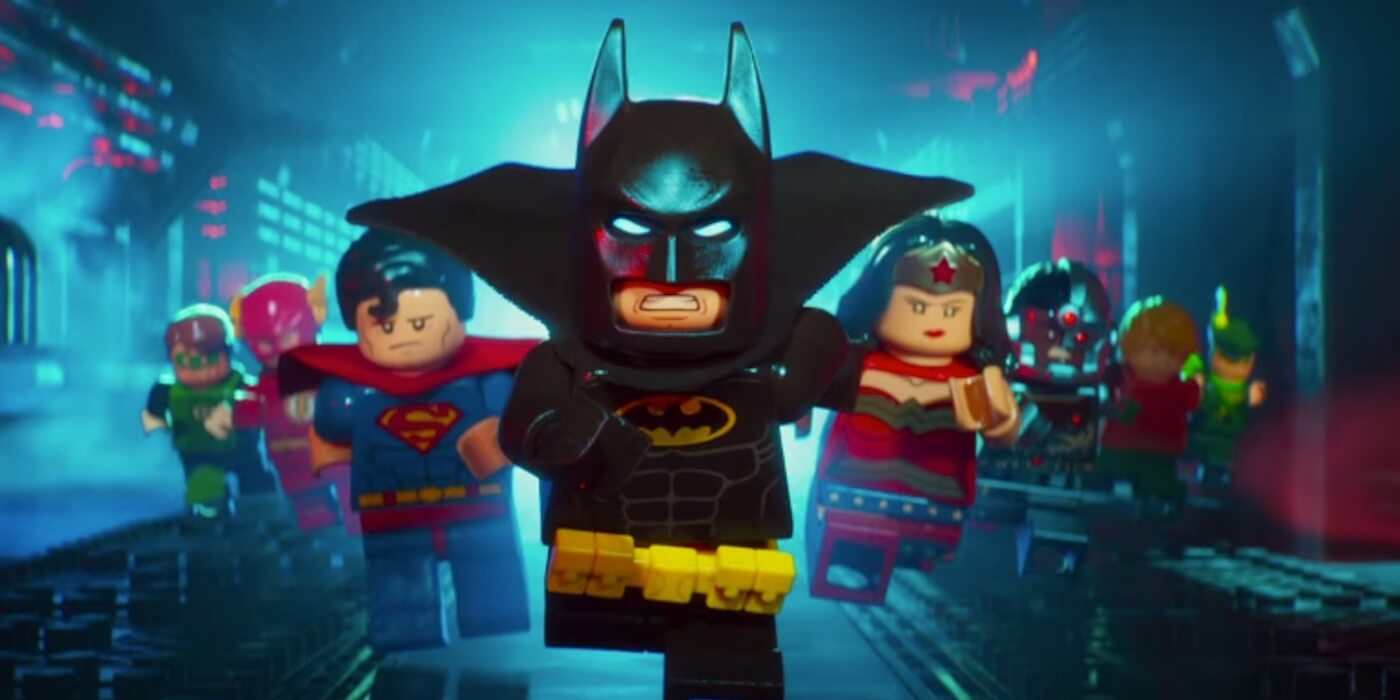Lego batman movie reference guide