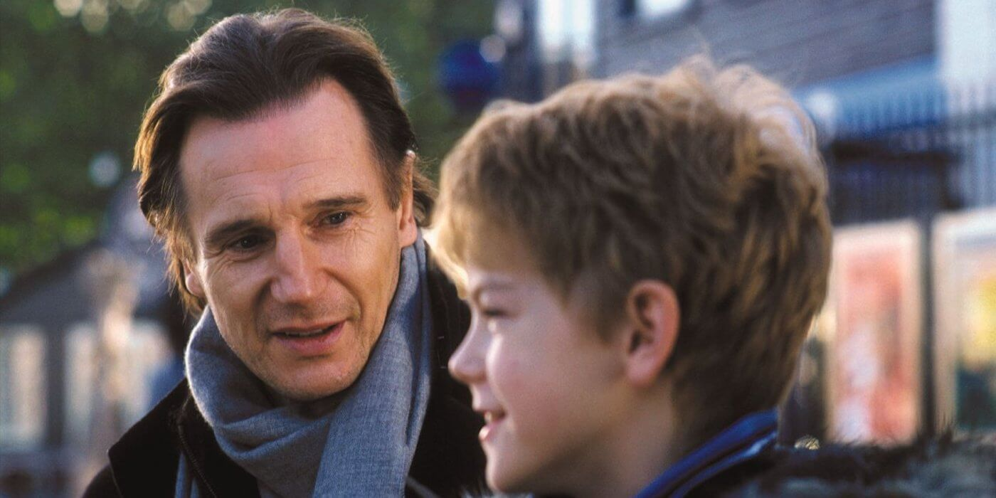 Love actually liam neeson thomas brodie sangster