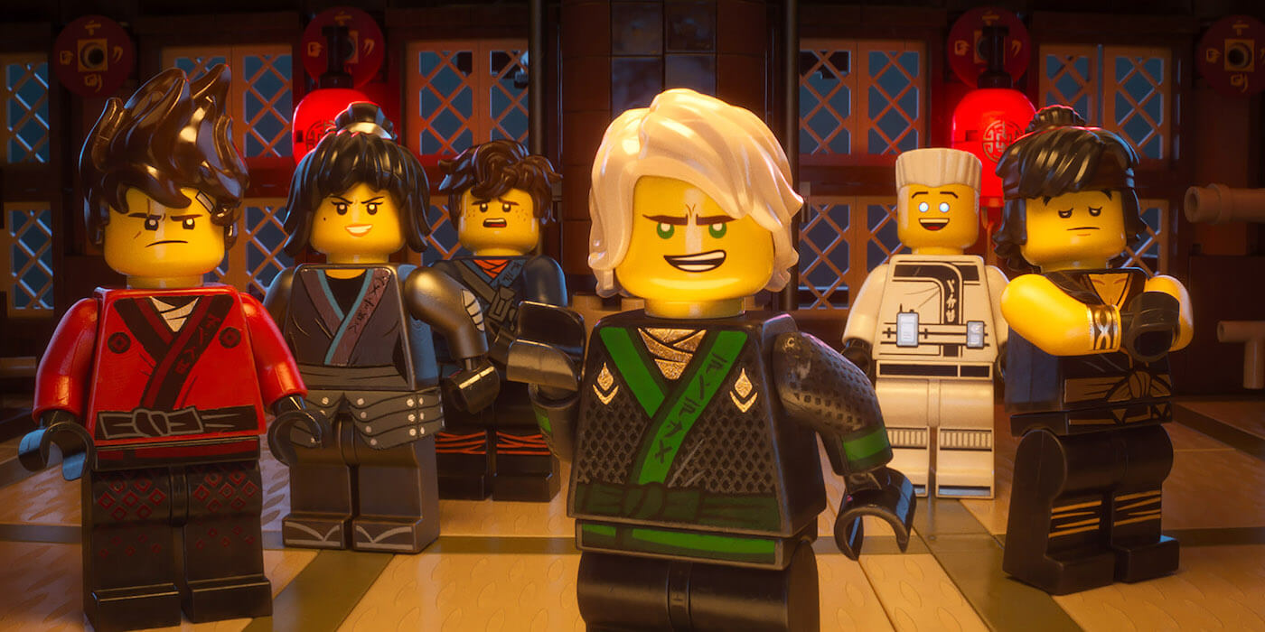 The lego ninjago movie image 2