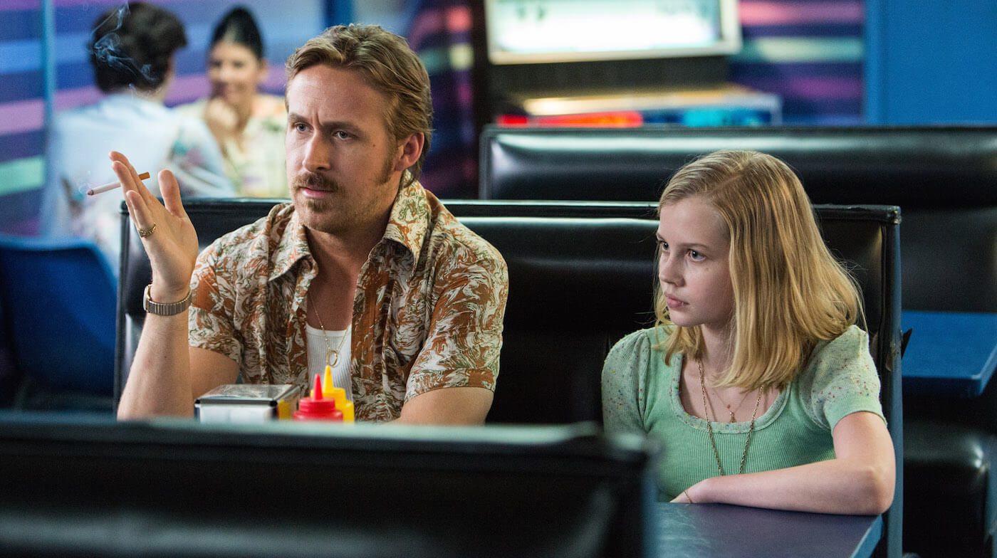 The nice guys ryan gosling angourie rice