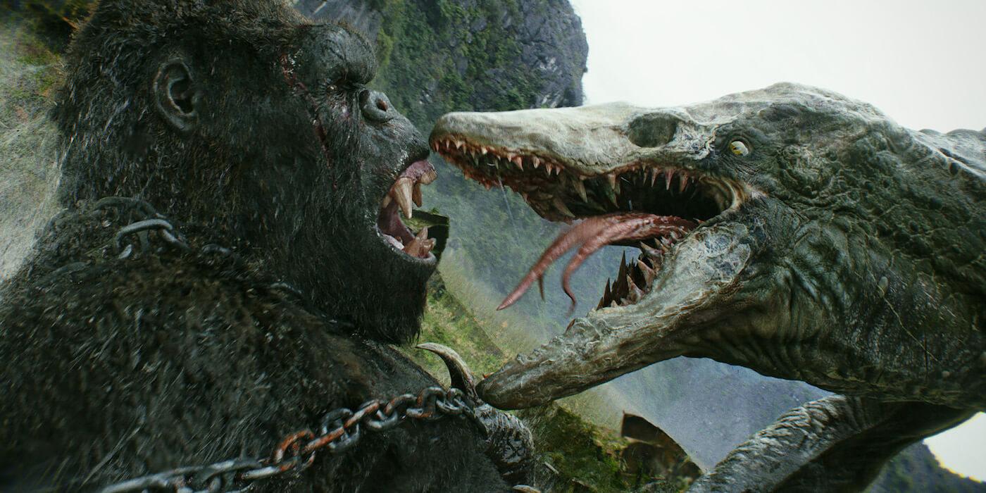 『キングコング:髑髏島の巨神』公開記念、6分超の特別映像が公開!