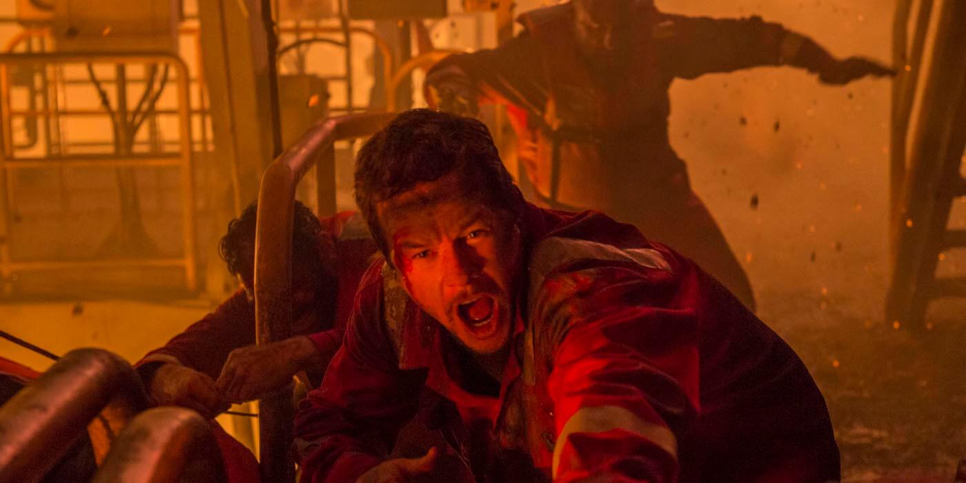 マーク・ウォールバーグ主演『バーニング・オーシャン』の特別メイキング映像が解禁!