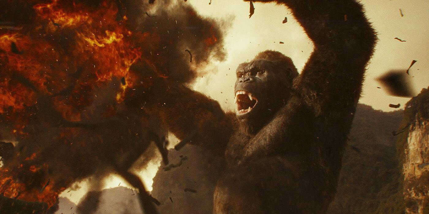 『キングコング:髑髏島の巨神』大ヒット記念、「リアル・コング」こと真壁刀義が選ぶベストバウトが発表!
