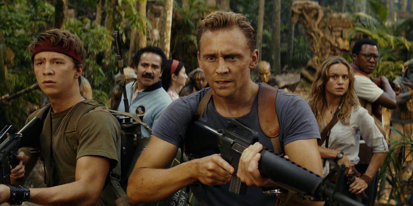 『キングコング:髑髏島の巨神』からIMAX推奨の特別映像が公開!