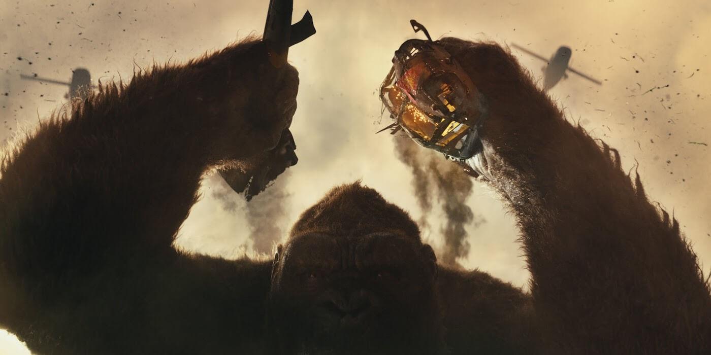 全米Box Office(3/10〜12):『キングコング:髑髏島の巨神』 が初登場首位!