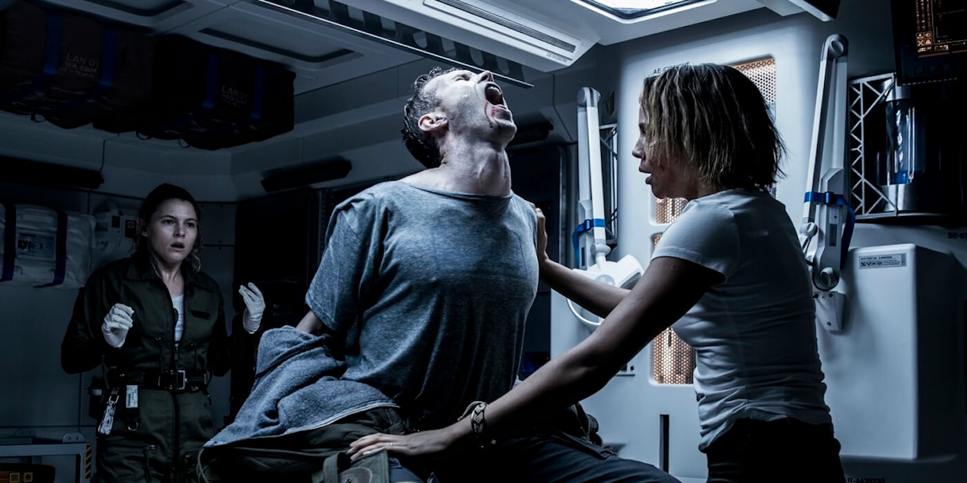 Alien covenant carmen ejogo amy seimetz