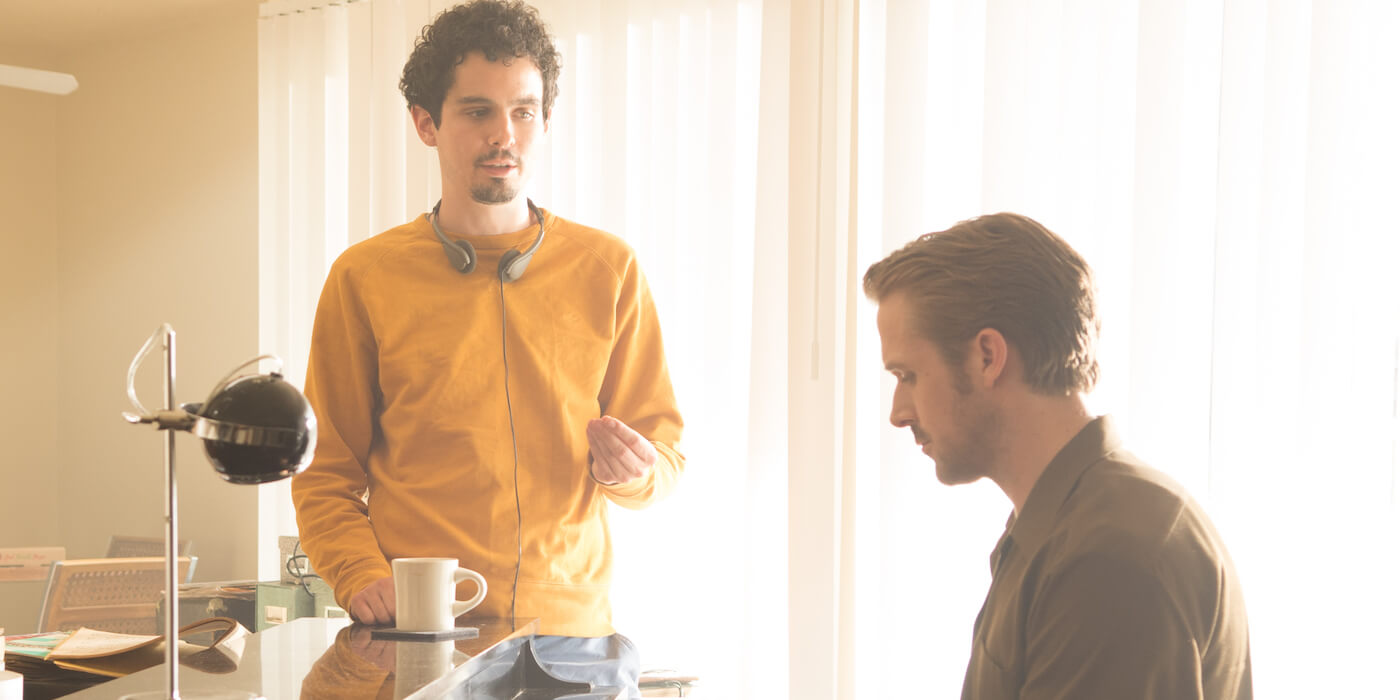 『ラ・ラ・ランド』デミアン・チャゼル監督&ライアン・ゴズリング再タッグ映画『First Man』は2018年公開!