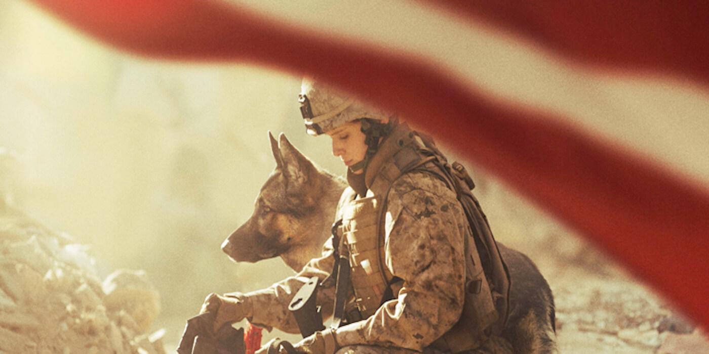 Megan leavey poster 2
