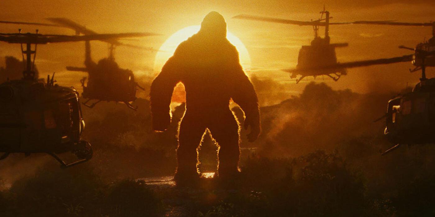 映画『キングコング 髑髏島の巨神』レビュー:髑髏島で見た闇の奥