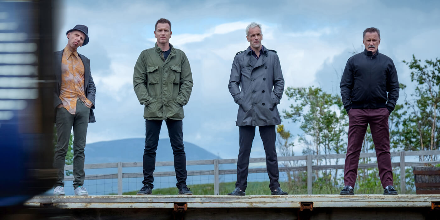T2 trainspotting cast social