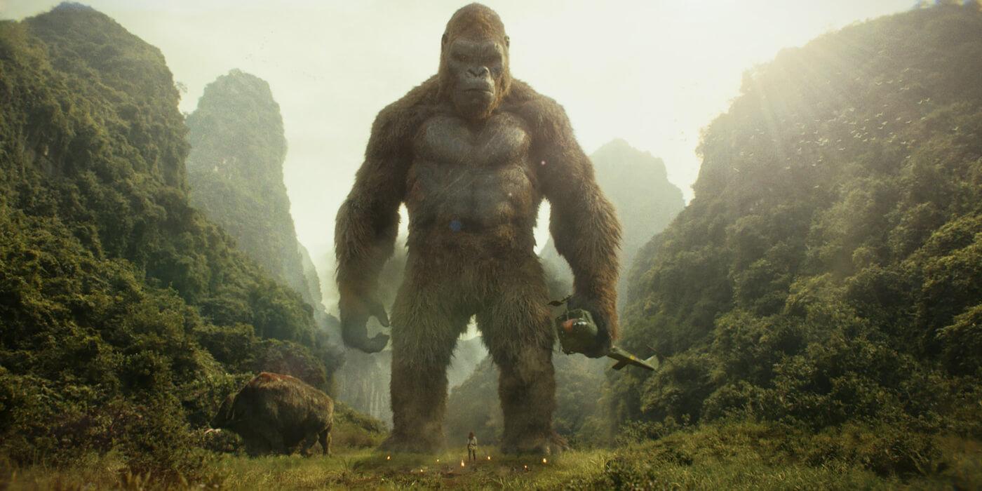 『キングコング:髑髏島の巨神』の全世界興収が5億ドル突破&メイキング映像が公開!