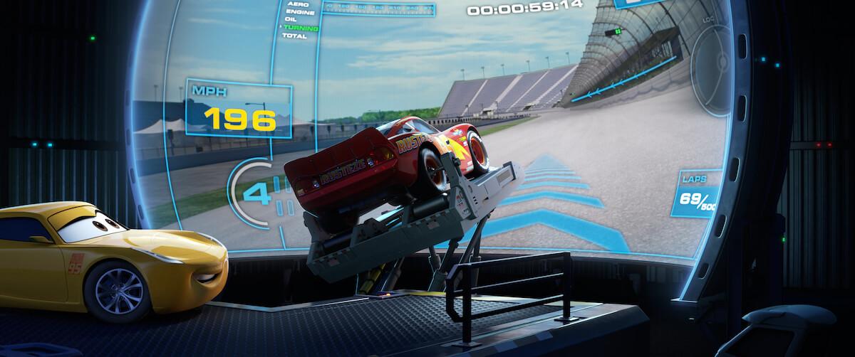 Cars 3 movie image 1