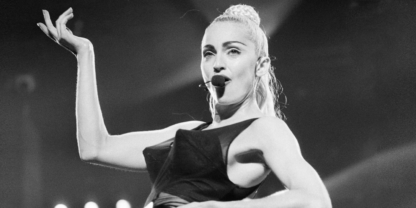 ユニバーサル、歌手マドンナの伝記映画『Blond Ambition』を製作へ!