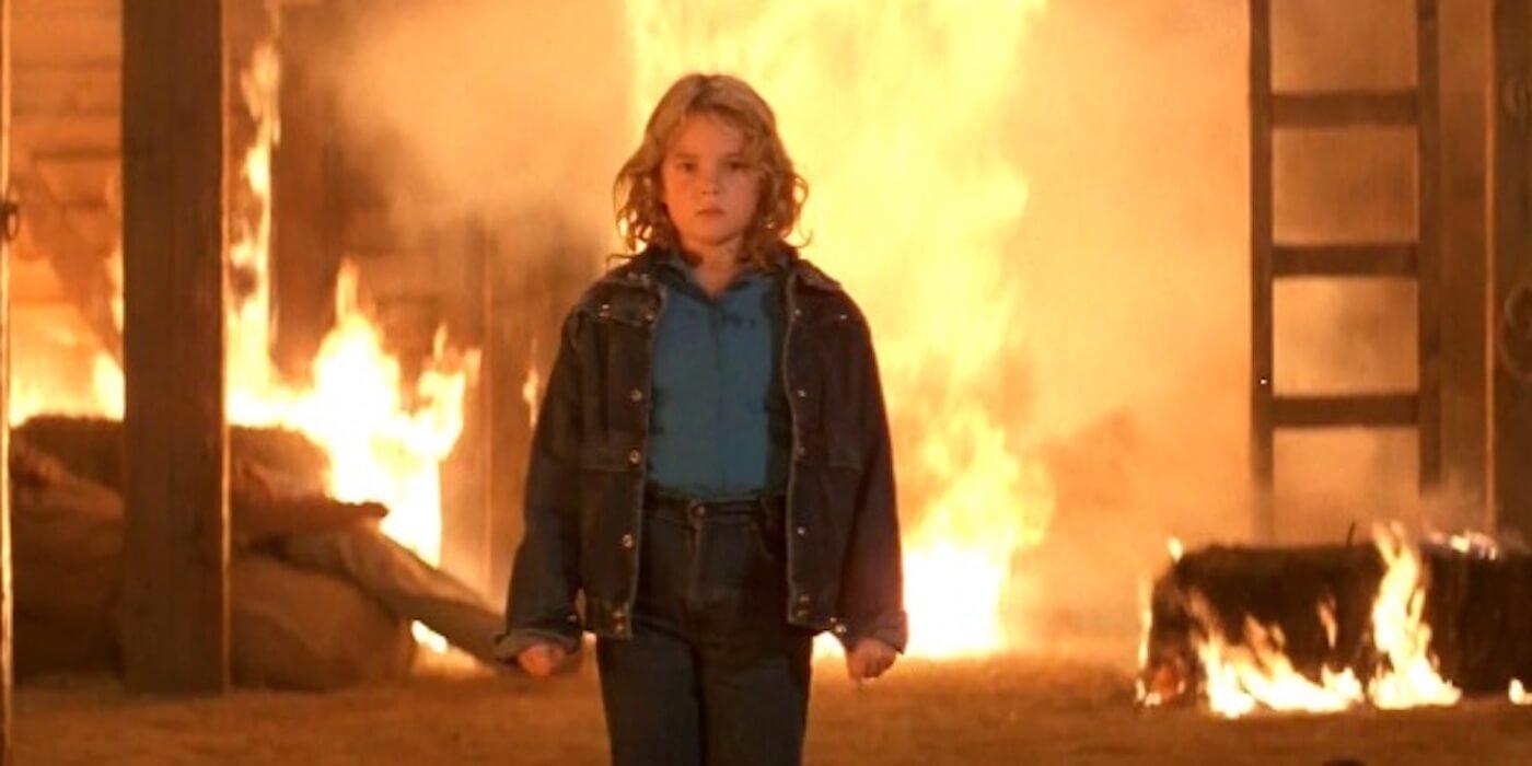 スティーヴン・キング原作映画『炎の少女チャーリー』がリメイクへ!