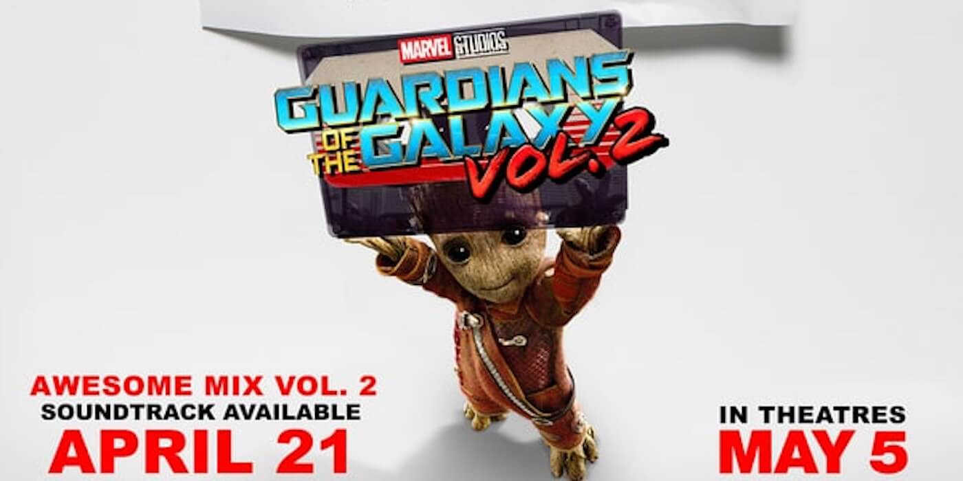 Guardians of the galaxy 2 soundtrack list 2
