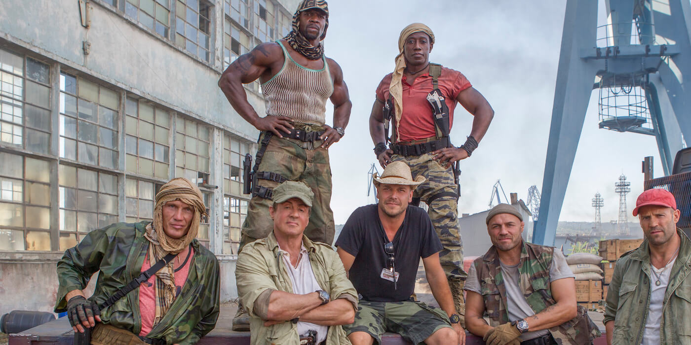 The expendables 3 image Sylvester Stallone
