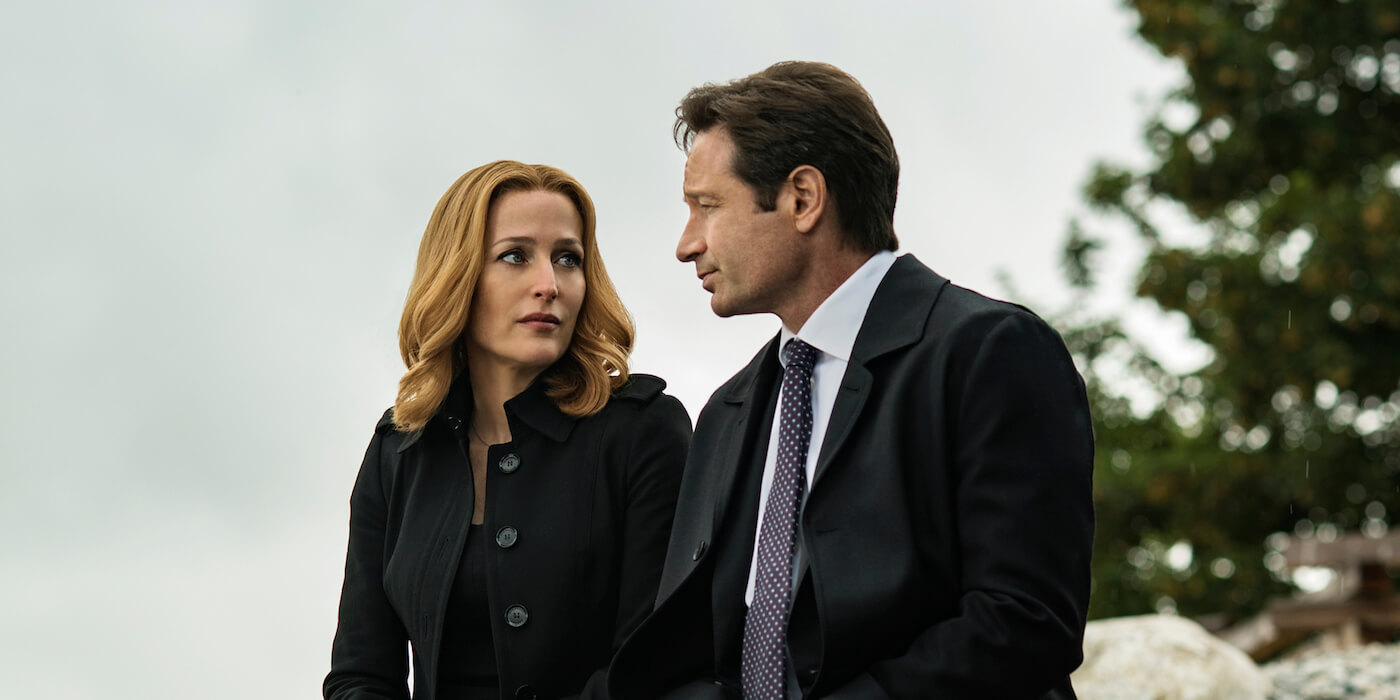 X files home again duchovny anderson