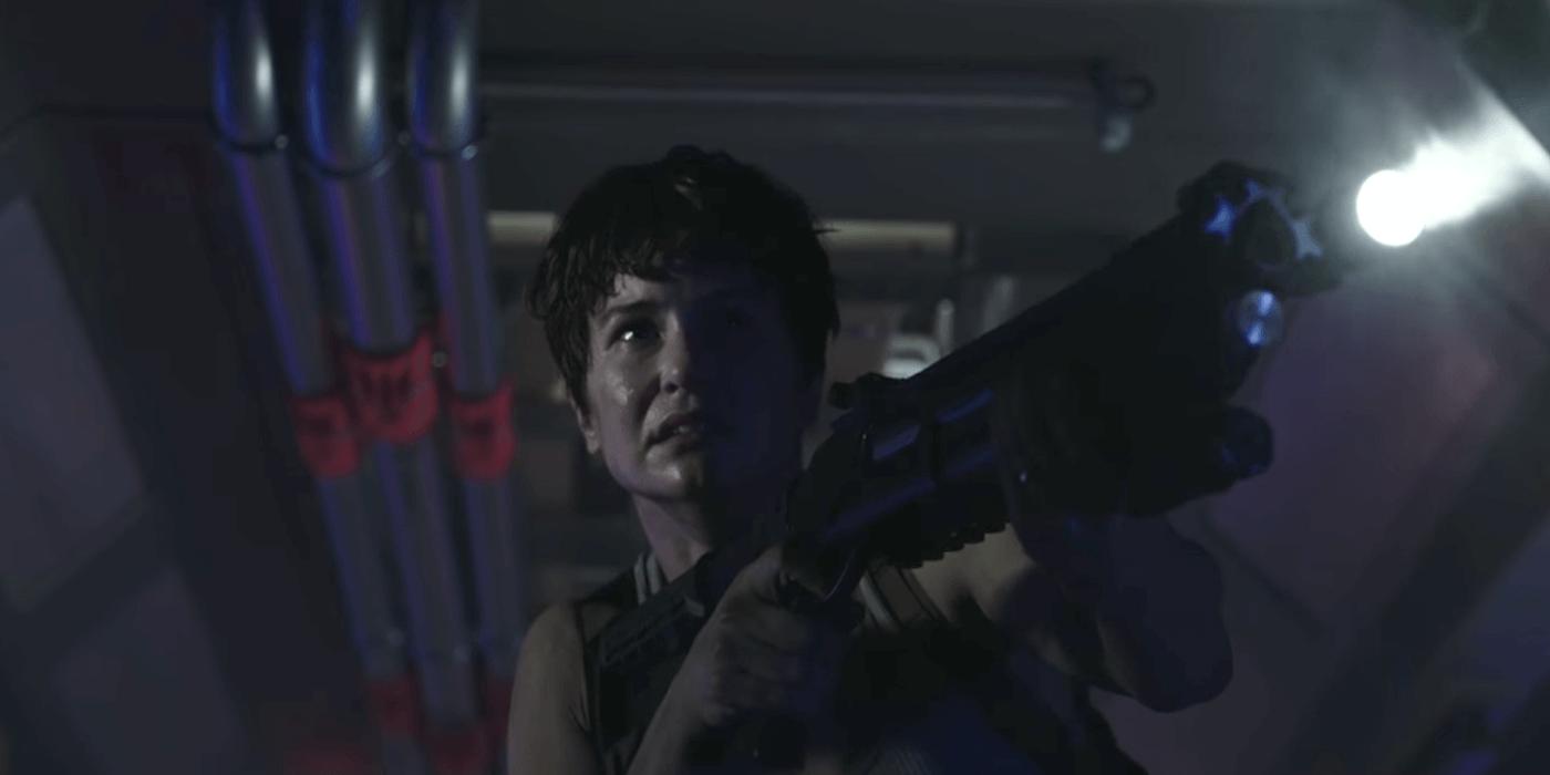 『エイリアン:コヴェナント』から主人公ダニエルズのプロモ映像が公開!