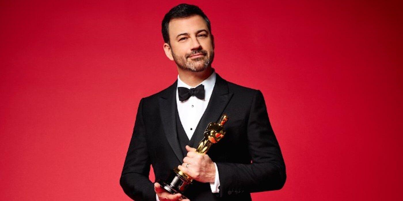 2018年のアカデミー賞司会は前年に続き「マット・デイモンの宿敵」ジミー・キンメルに決定!