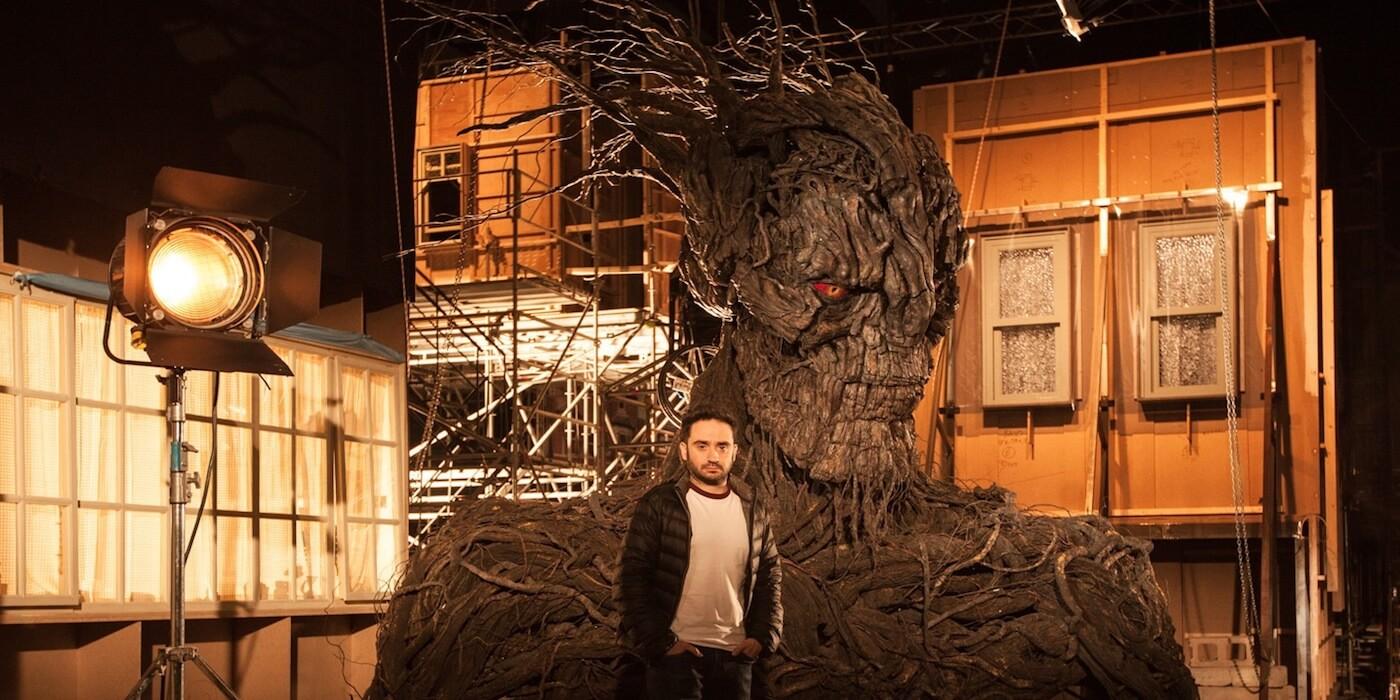 映画『怪物はささやく』から謎の怪物ができるまでのメイキング映像が公開!