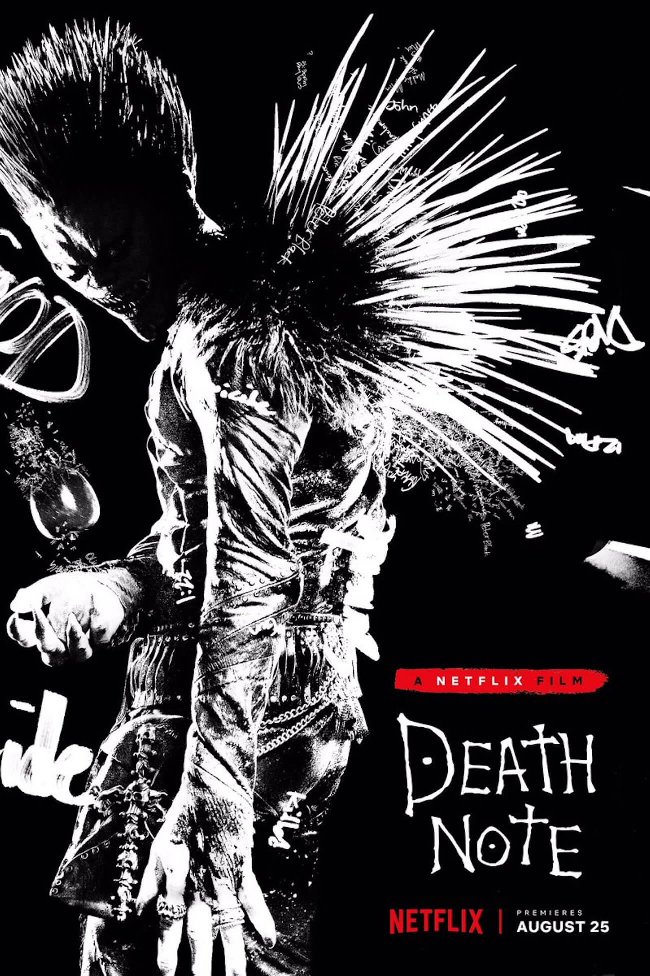 Death note ryuk poster
