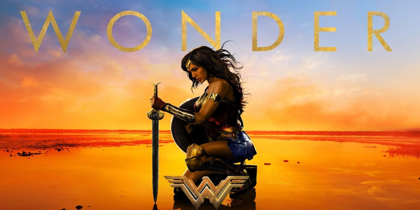 Gal Gadot Wonder Woman movie June 2017