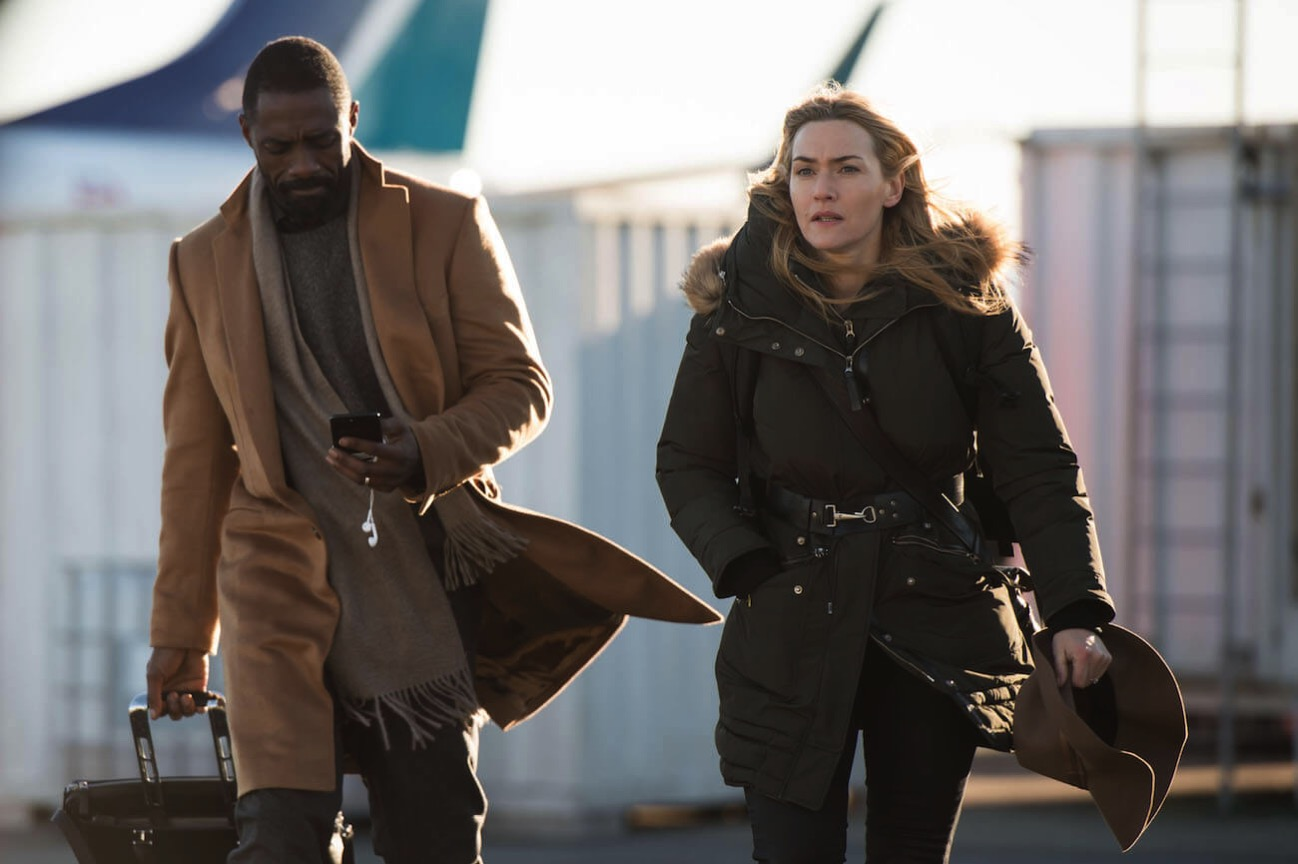 Idris elba kate winslet the mountain between us