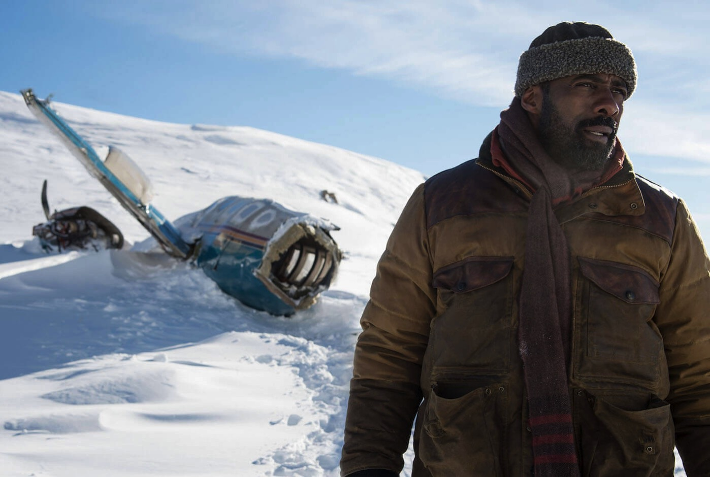 Idris elba the mountain between us
