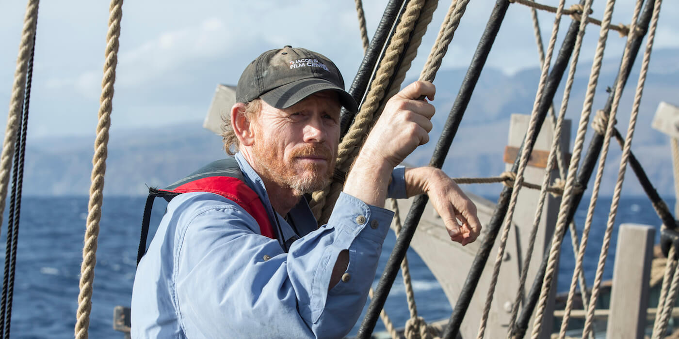 In the heart of the sea ron howard1