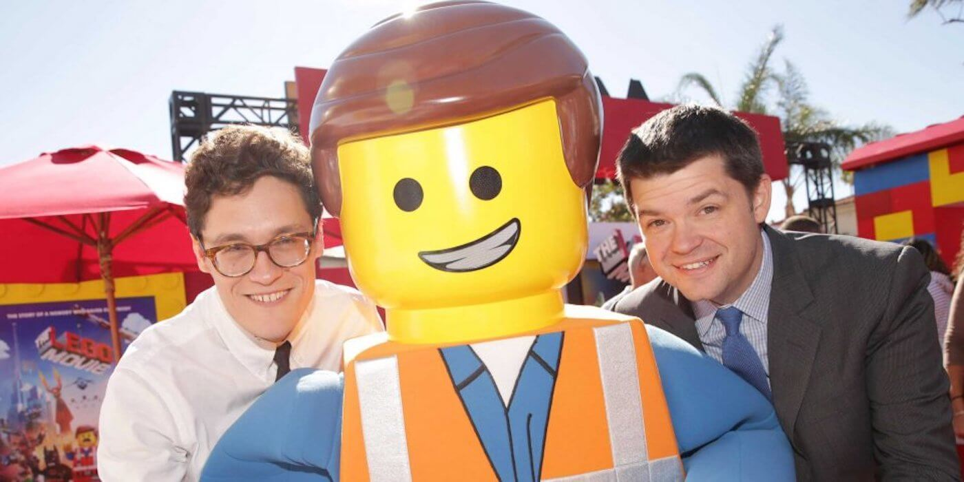 Phil lord chris miller lego movie
