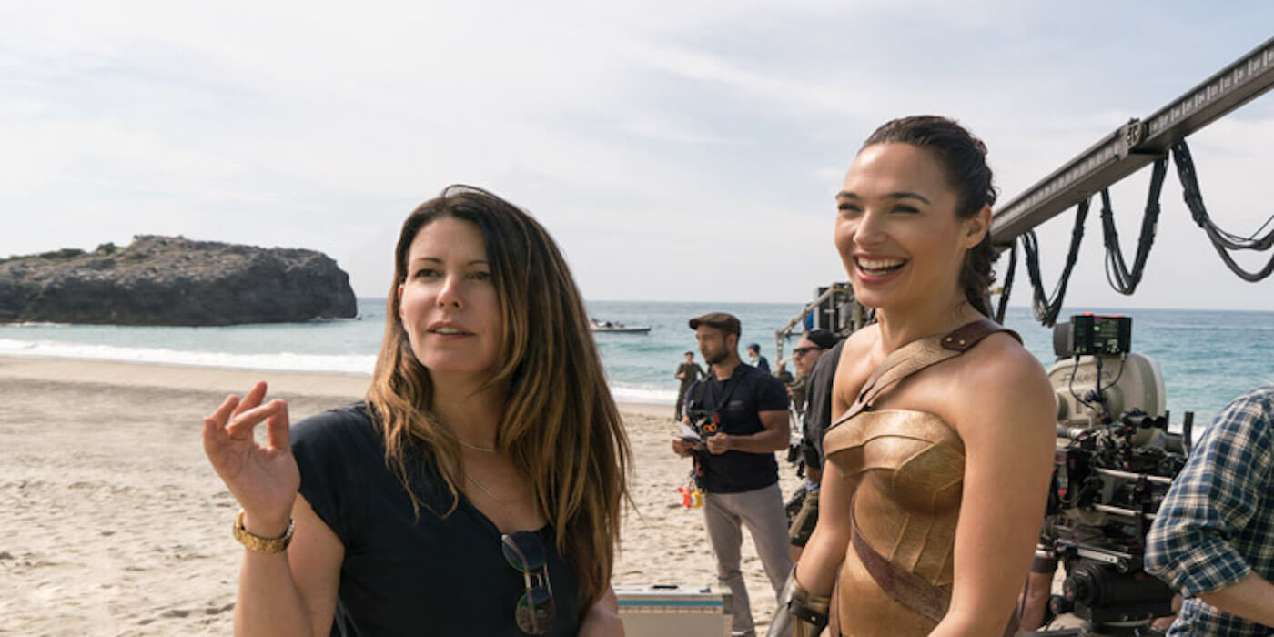 Wonder woman patty jenkins social
