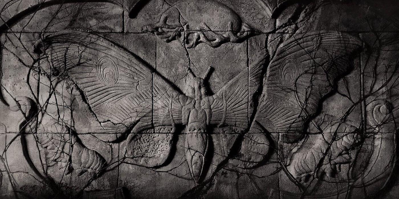 映画『ゴジラ2』に登場するモスラに関する極秘画像が流出!?