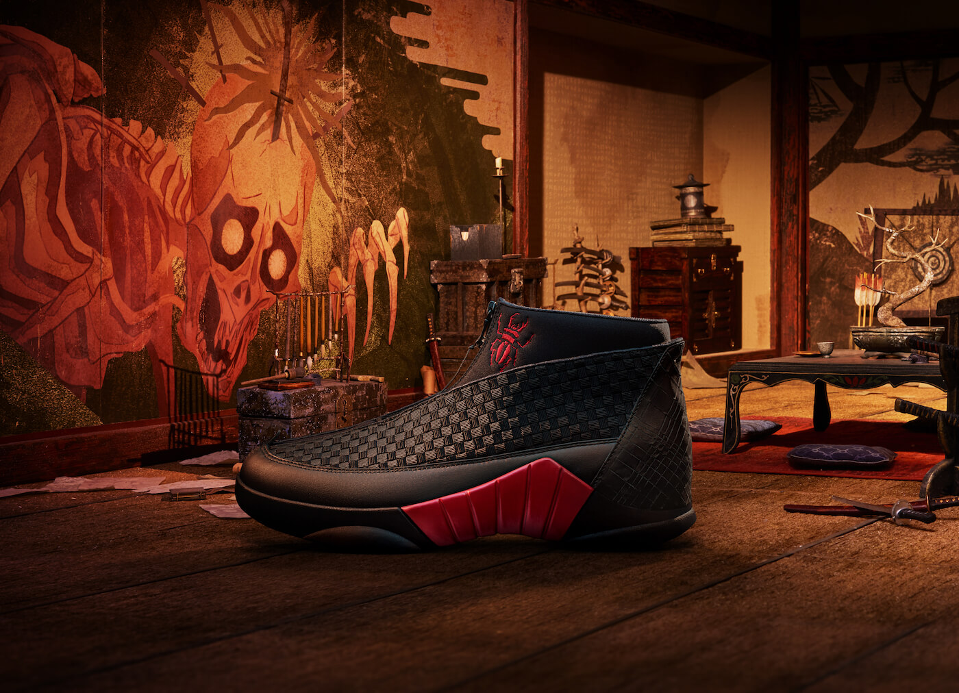 Kubo and the two strings nike shoes laika 1