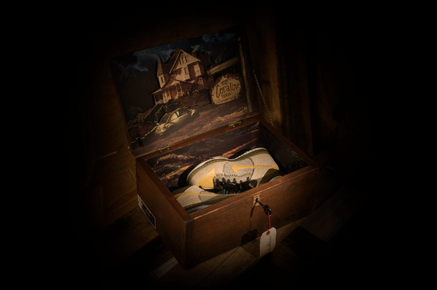 Laika nike shoes coraline 2 1