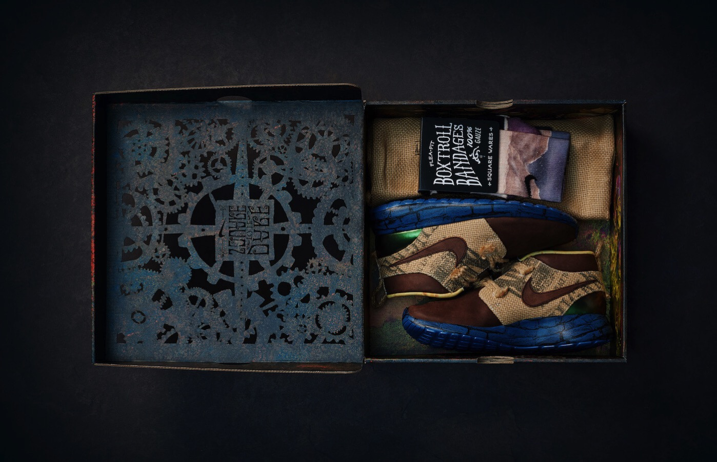 Laika nike shoes the boxtrolls 1