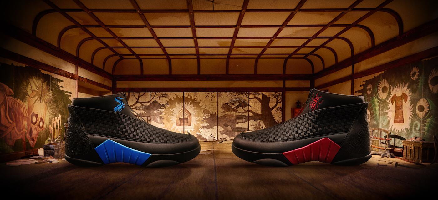 Nike shoes kubo laika 2
