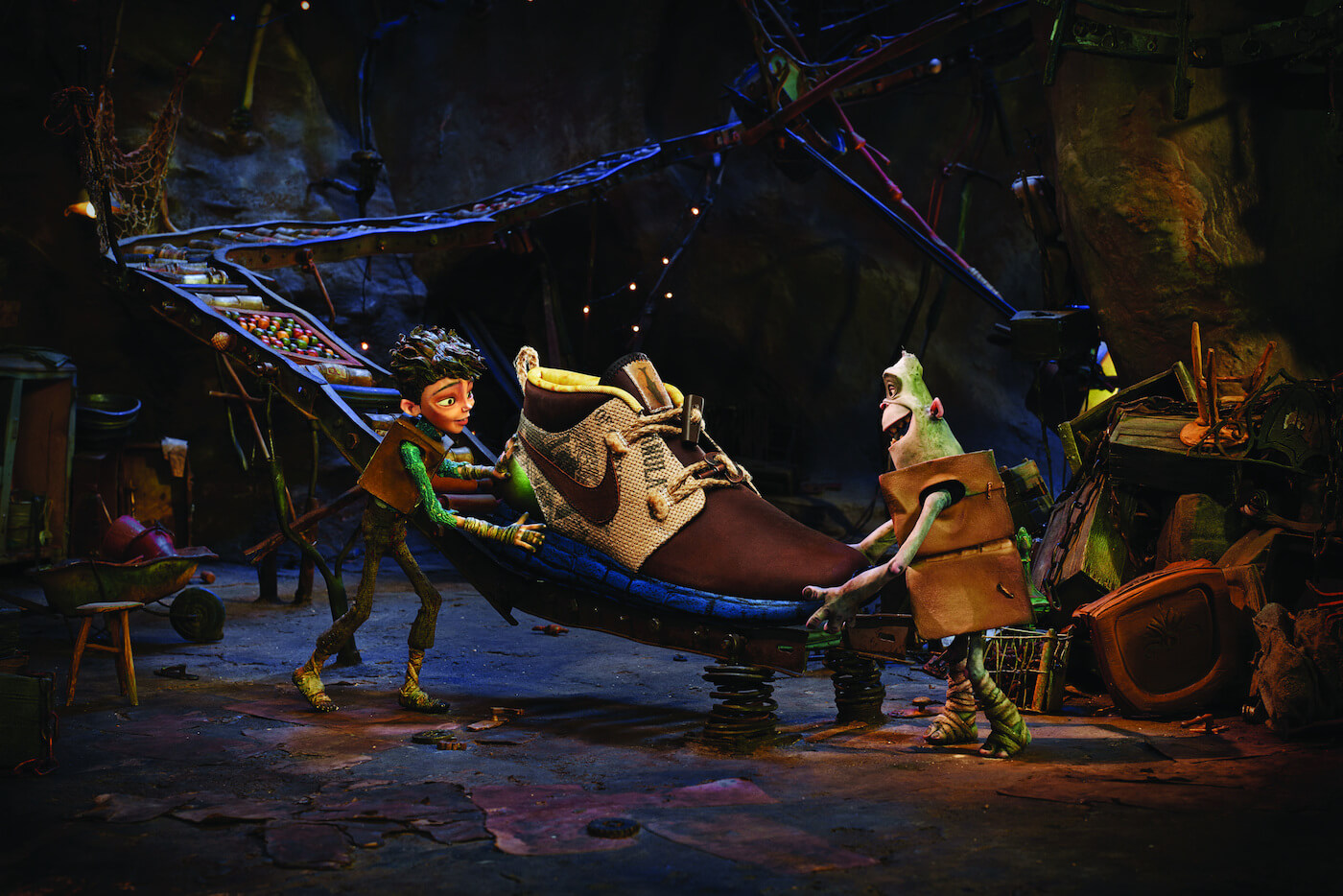 Nike shoes laika the boxtrolls 6