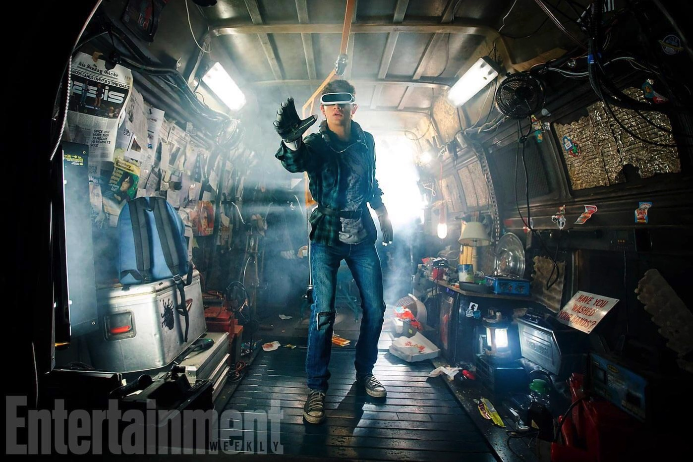 Ready player one tye sheridan
