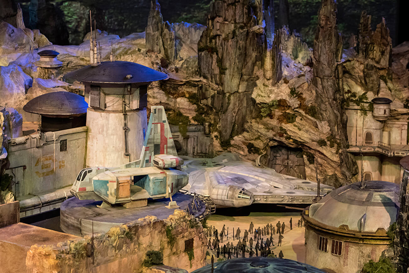 Star wars disney parks images 1