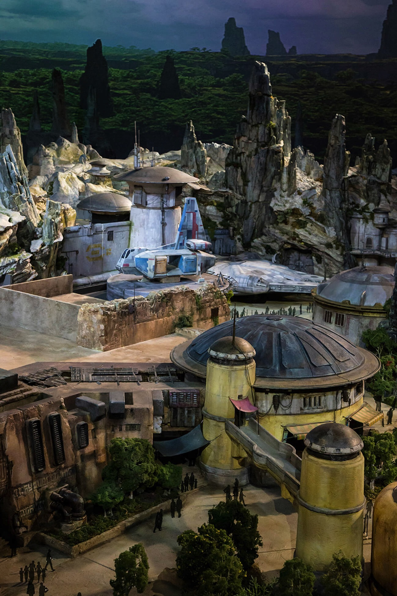 Star wars disney parks images 2