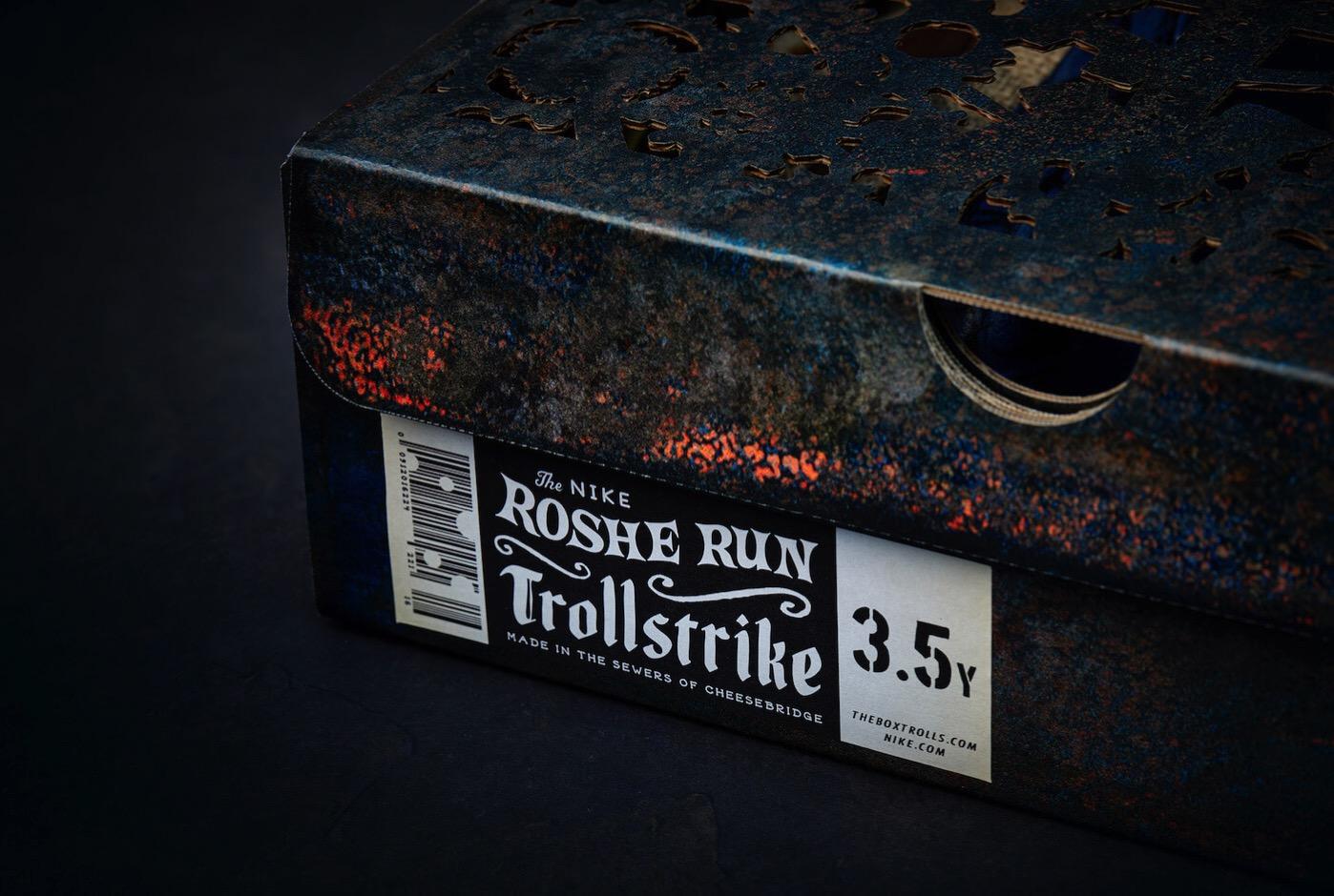 The boxtrolls nike shoe laika 3