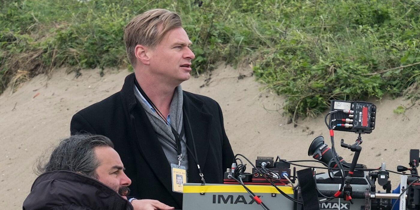 映画『ダンケルク』「ゴーグル要らずの究極映像体験」に迫るメイキング映像が公開!