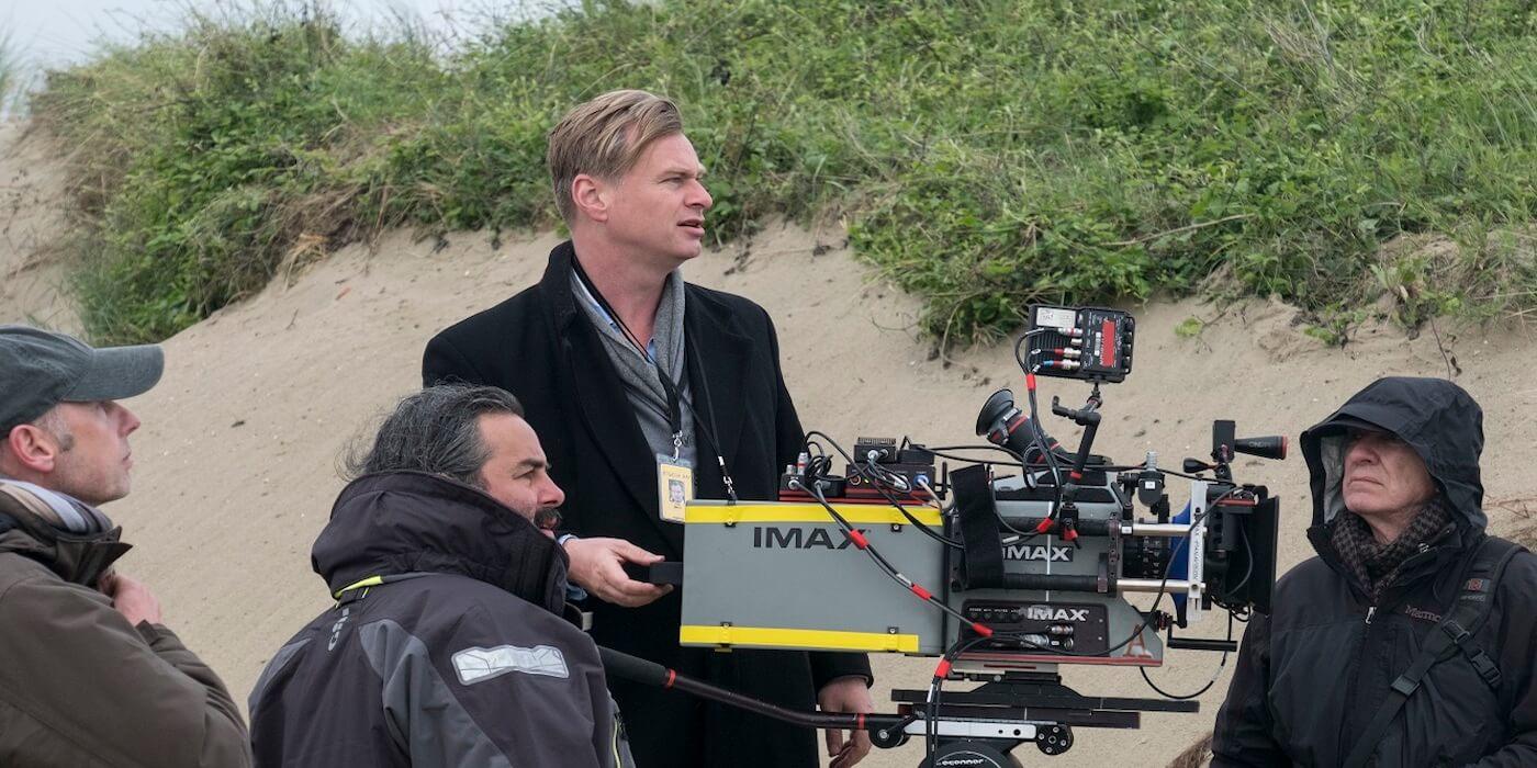 映画『ダンケルク』から狂気のIMAX撮影を追ったメイキング映像が公開!