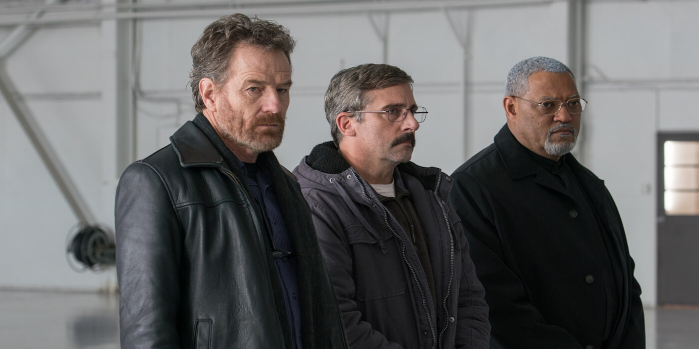 Last flag flying bryan cranston steve carell laurence fishburne 1