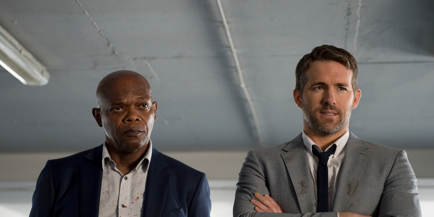 The hitmans bodyguard ryan reynolds samuel l jackson 1